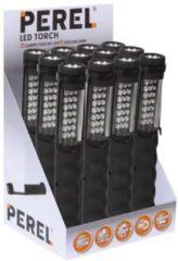 Perel Toonbankdisplay Met 12 Ledzaklampen (21 Heldere, Witte Leds + 1X 1W-Led)