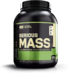 Optimum Nutrition Serious Mass - 5.455 kg - Cookies & Cream