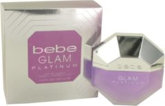 Bebe Glam Platinum By Bebe Eau De Parfum Spray 100 ml - Fragrances For Women