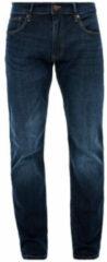 Donkerblauwe Q/s Designed By jeans Blauw Denim-30-32