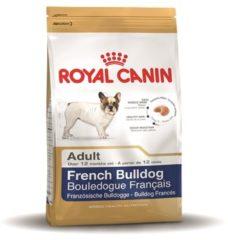 Royal Canin Breed Royal Canin Franse Bulldog Adult hondenvoer 9 kg