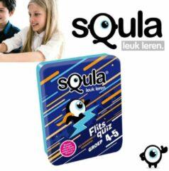 Squla Het Supersnelle Kennisspel - Groep 4-5