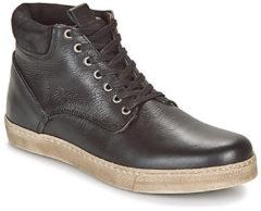 Zwarte Laarzen Casual Attitude LEO