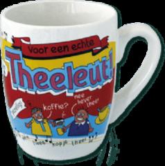 123 Kado koffiemokken Cartoonmok Theeleut