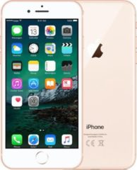 Apple Refurbished IPhone 8   64 GB   Goud   Licht gebruikt   2 jaar garantie   Refurbished Certificaat   leapp