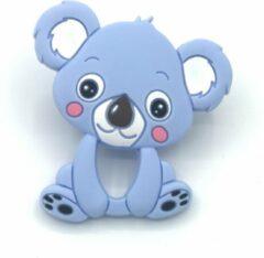 Bijtketting-winkel Koala Bijtring - Blauw