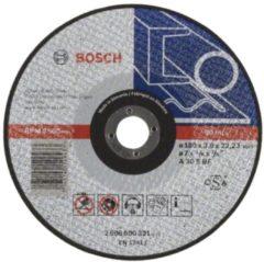 Bosch Trennscheibe gerade Expert for Metal A 30 S BF, 18 VPE: 25