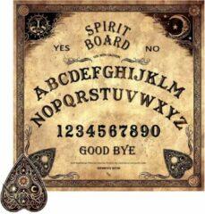 Beige Ouija spirit bord - Fantasy - Nemesis Now