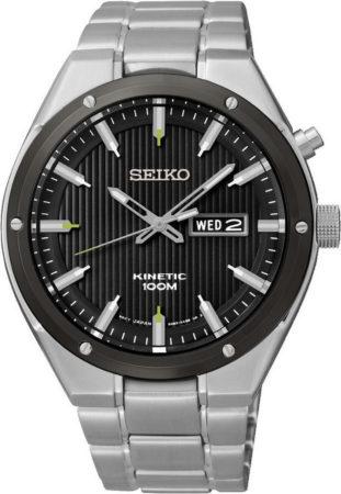 Afbeelding van Seiko SMY151P1 horloge heren - zilver - edelstaal