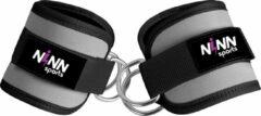 NINN Sports Ankle Strap - Fitness Enkelband - Grijs - 1 stuk