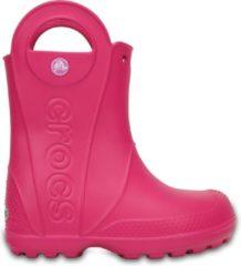 Crocs - Kids Rainboot - Rubberen laarzen maat C12, roze