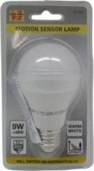 Bellson Led lamp - Met geïntegreerde bewegingssensor - Motion Sensor - E27 - Warm Wit