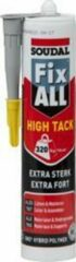 Soudal Fix All High Tack GRIJS 290ml - 12 KOKERS