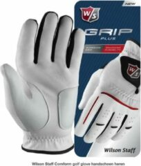 Witte Wilson Staff Comform golf glove handschoen heren - heren links S