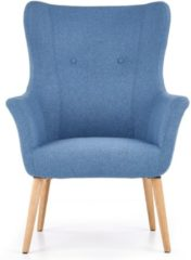 Home Style Fauteuil Cotto in blauw