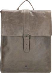Micmacbags Porto rugzak 15 inch grijs