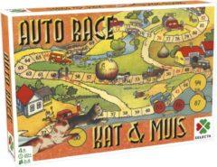 Selecta Gezelschapsspel Spellen Van Toen: Auto Race/kat & Muis Nederlands