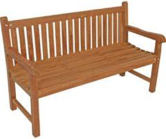 Bruine Outdoor Living Tuinbank Teak houten tuinbank - tuinmeubel 150 cm