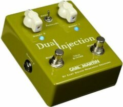 Carl Martin Dual Injection 2-Channel Series/Parallel Boost Pedal