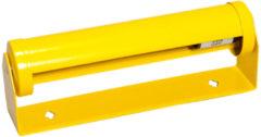 Gele Expo Trading Bedlamp ETH Rondo - Metaal - Geel inclusief gratis LED lamp