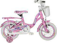 Fausto Coppi 12 Zoll Mädchen Fahrrad Coppi... weiß