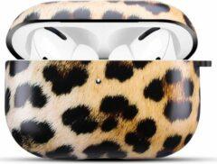 YONO Airpods Pro Hard Case - Bescherming Hoesje – Leopard