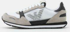 Witte Lage Sneakers Emporio Armani EMPAGNO