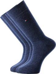 Tommy Hilfiger Dames Sokken Th Men Sock Classic - Blauw - Maat 39-42