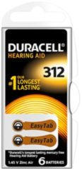 Batterie Hörgerätebatterie Duracell bunt/multi