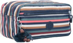 Basic Agot Kulturtasche 26 cm Kipling multi stripes