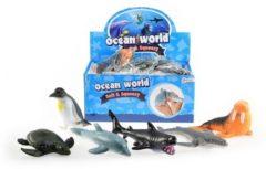 Massamarkt Ocean world dieren assorti
