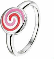 Rode The Kids Jewelry Collection Ring Rondje - Zilver