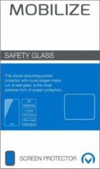 Safety Glass Screenprotector Samsung Galaxy S6 Edge - Mobilize