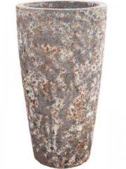 Baq Design Lava Relic Rust metal partner hoge bloempot 46x85 cm