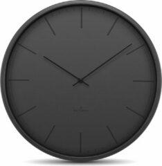 Huygens klokken Huygens - Tone Index 35cm - Zwart - Wandklok - Stil - Quartz uurwerk
