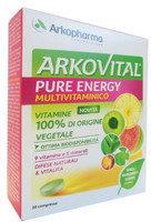 Arkopharma Arkovital Pure Energy Multivitaminico vegetale 30 compresse