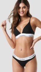 Calvin Klein Onderbroek - Maat XS - Vrouwen - zwart/wit
