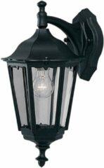 Zwarte Home24 Wandlamp Bel Aire II, searchlight