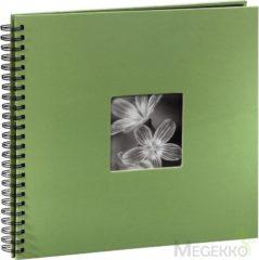 Hama Fine Art 00094870 Ringbandalbum (b x h) 36 cm x 32 mm Appelgroen 50 bladzijden