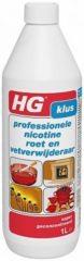 HG Professionele Nicotine-, Roet- En Vetverwijderaar HG Hagesan Rood