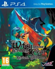 NIS America The Witch and the hundred knights Revival edition