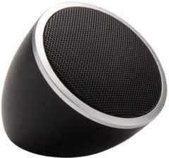 HD Collection Xd Collection Speaker Cosmo Bluetooth 3w 5,9 Cm Abs Zwart