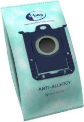 Groene Anti-Allergy Stofzuigerzakken 4 stuks AEG GR206 S-Bag