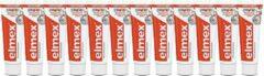 Elmex Tandpasta – Junior Elmex Tandpasta Anti-Caries Peuter 0-5 Jaar - Voordeelverpakking 12 x 75 ML