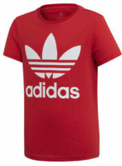 Adidas Originals unisex Adicolor T-shirt roze/wit
