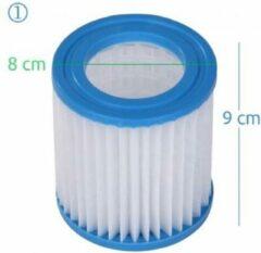 Blauwe BlueBorn Bestway Filter Type I - Jilong Filter Type I (S1)