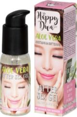 Happy Diva - Aloe Vera After Sex Gel 50ml