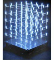 Velleman Kits 3D LED-KUBUS - 5 x 5 x 5 (WITTE LED)
