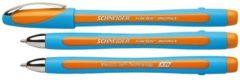 Balpen Schneider Slider Memo XB 1,4mm kogelbreedte oranje S-150206