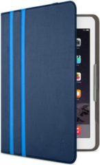 Belkin Universal Twin Stripe Hülle f. iPad Air/Air 2, Blau